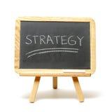 Strategi royaltyfria bilder