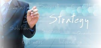 strategia Obraz Stock