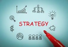 strategia royalty illustrazione gratis