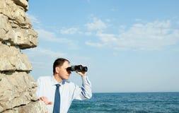 Strategia aziendale Fotografie Stock