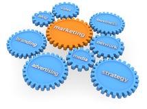 Strategia Marketingowa ilustracji