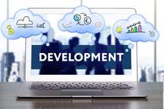 Strategia Marketingowa Planistyczny strategii pojęcie Biznes, technologia fotografia royalty free