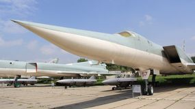 Strategic bomber Stock Photo