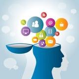 Strategic communication Royalty Free Stock Images