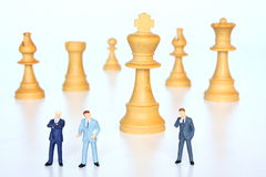 Strategic decisions Stock Photo