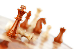 Strategic Formation royalty free stock photos