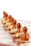 Strategic Formation Royalty Free Stock Image