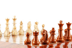 Strategic Formation Stock Photo
