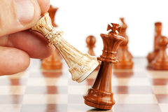Strategic Formation Royalty Free Stock Photo