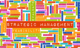 Strategic Management Stock Photography
