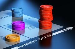 Strategic Marketing Royalty Free Stock Image