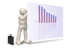 The strategic planning Stock Image