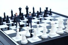 Strategic thinking Royalty Free Stock Image