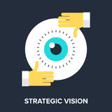 Strategic Vision. Stock Photos