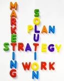 Strategie stock foto
