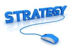 Strategie vector illustratie