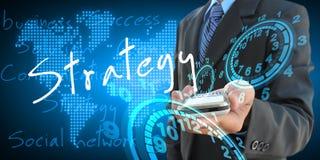 strategie Lizenzfreies Stockbild