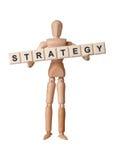 strategie Stockfoto