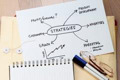 Strategies Stock Photos