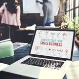 Strategii Biznesowej Planowania Korporacja rozwiązania pojęcie Zdjęcia Royalty Free