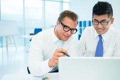 Strategy analysis Stock Photos