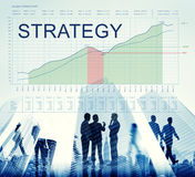 Strategy Analysis Planning Vision Business Success Concept Stock Images