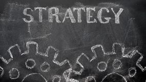 Strategy stock video footage