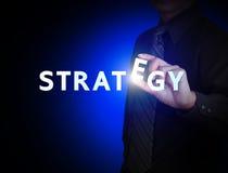Strategy Royalty Free Stock Photo