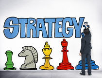 Strategy Collaboration Success Goals Growth Connection Concept Stock Photos