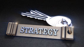 Strategy Concept Royalty Free Stock Image