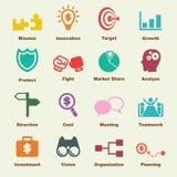 Strategy elements Stock Photo