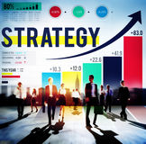 Strategy Guidelines Solution Plan Tactics Concept Royalty Free Stock Photos