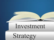Strategy Investment Represents Shares Growth And Investing Stock Photography