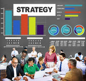 Strategy Plan Marketing Data Ideas Innovation Concept Stock Photography