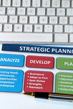 Strategy Plans Royalty Free Stock Photos