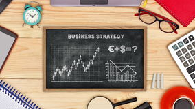 Strategy For Success stock video footage