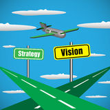 Strategy and vision Stock Photos