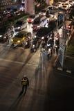 Straten van Bangkok Royalty-vrije Stock Afbeelding