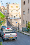 Straten van Bethlehem Royalty-vrije Stock Afbeelding