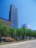 Straten van Manhattan Royalty-vrije Stock Afbeeldingen