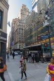 Straten van New York Royalty-vrije Stock Afbeelding