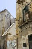 Straten van Palermo Stock Foto's