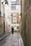 Straten van Parijs royalty-vrije stock afbeelding