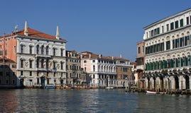 Straten van Venetië Stock Afbeelding