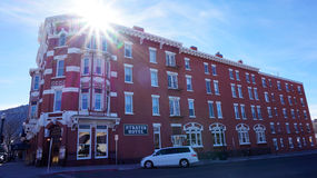 Strater Hotel in Durango, Colorado Stock Image