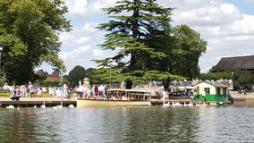 Stratford επάνω σε Avon Shakespeare Στοκ φωτογραφία με δικαίωμα ελεύθερης χρήσης