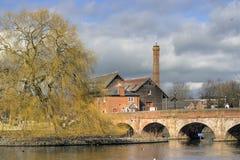 Stratford upon Avon Royalty Free Stock Photos