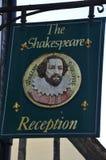 Stratford Upon Avon, Angleterre Photo libre de droits