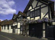 Stratford Upon Avon, Angleterre le 3 mai 2015 photos stock