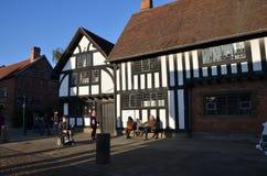 Stratford Upon Avon England Arkivbild